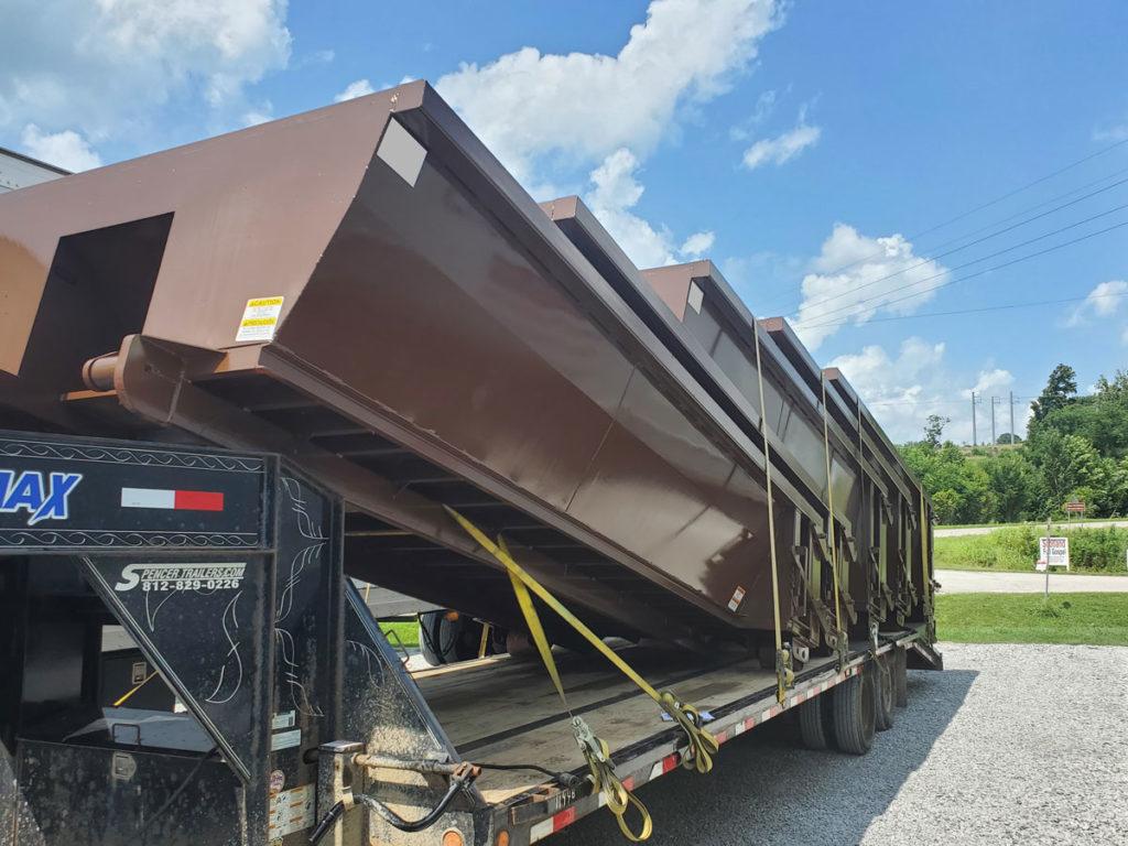 Dumpster Shipping